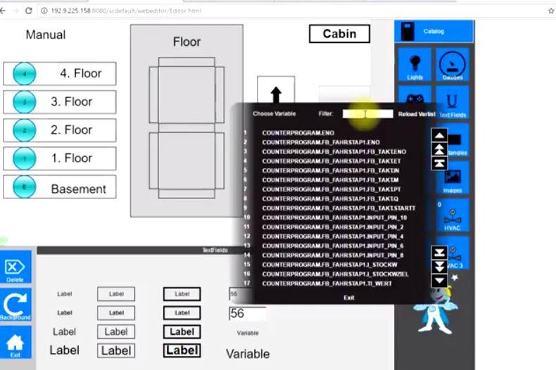 Neues Video zur Bedienung des Web-HMI Editors steht jetzt zum Download bereit!