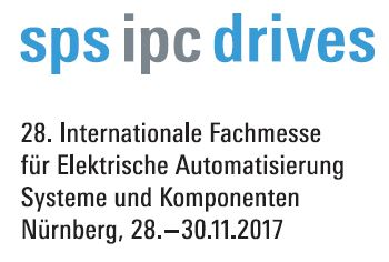 Ihr Eintrittsgutschein zur SPS/IPC/DRIVES 2017