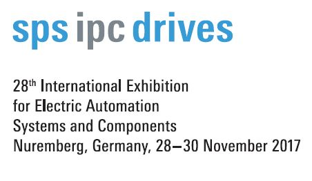 Your entry voucher for SPS/IPC/DRIVES 2017